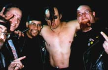The Punx with Jerry Only of the Misfits